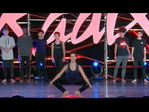 Radix Nationals 2018 - Teen Male Dance off