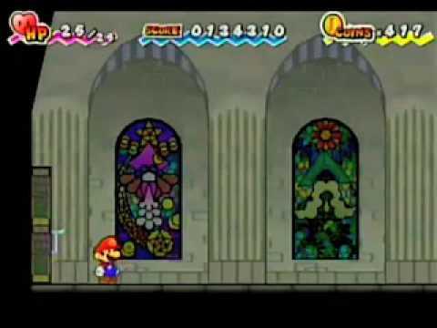 Super Paper Mario Walkthrough - Heart Pillar #4