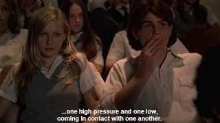 The Virgin Suicides 1999 Stone Fox scene with Lux