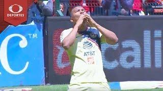 Gol de Martínez | Toluca 1 - 1 América | Clausura 2019 - Jornada 15 | Televisa Deportes