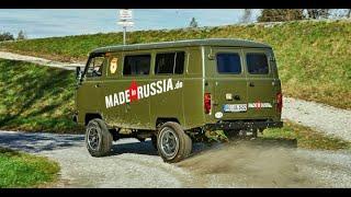 UAZ BUS 2206, 2018. Testbericht MADE in RUSSIA.de