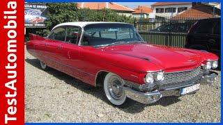 CADILLAC De Ville 1960 - 6.4 V8 - Test