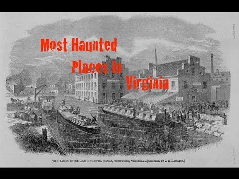 Top Ten Most Haunted Places In Virginia