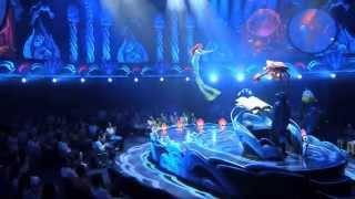 東京ディズニーシー 新アトラクションレポート!<第1回> 【「マーメイドラグーンシアター」の新ミュージカルショー「キング・トリトンのコンサート」】