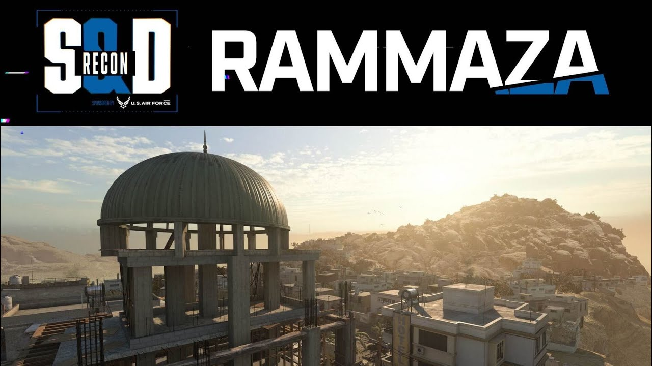 S&D Recon: Rammaza | Presented by U.S. Air Force