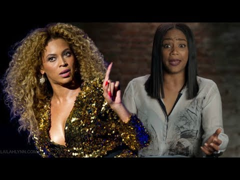 Beyonce Calls Out Tiffany Haddish BY NAME In New Song 'Top Off'!! Tiffany Thinks She Hears It!