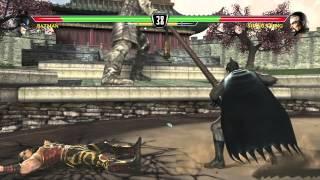 Mortal Kombat vs DC Universe playthrough_Batman