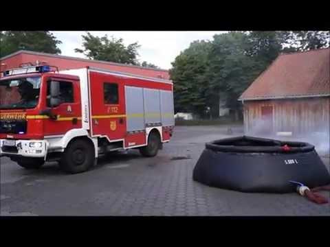 FF Eidelstedt - Cold Water Challenge 2014