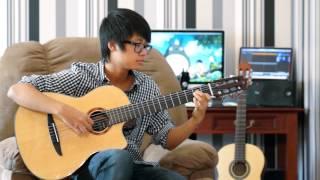 (Joe Hisaishi) My Neighbor Totoro - Path of the Wind - Duong Nguyen