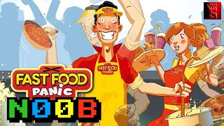 N00B #56 - Fast Food Panic (feat. DarkSiffler) [Nintendo DS]