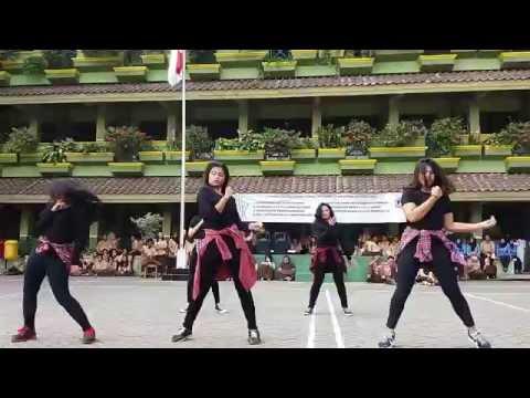 SAVANCE (MODERN DANCE SMAN 104 JAKARTA-HARI SUMPAH PEMUDA)