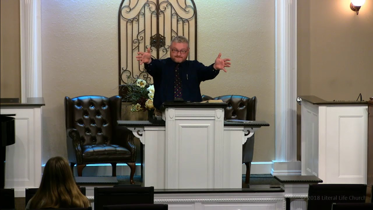 181010 Bro Paul Lafontaine This Is Your Hour Part 3 Youtube