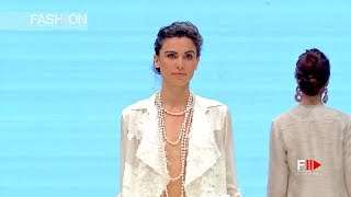 LESLIE MONTE CARLO Full Show Spring 2018 Monte Carlo Fashion Week 2017   Fashion Channel