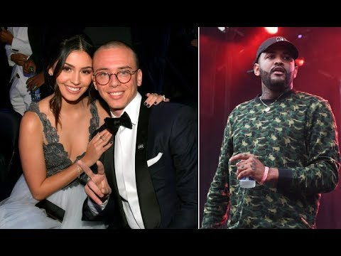 Joyner Lucas tries to holla at Logic's Wife while they go through their divorce.
