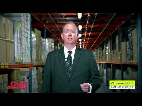 SPAN develops Home Centre's new warehouse, Dubai (UAE)