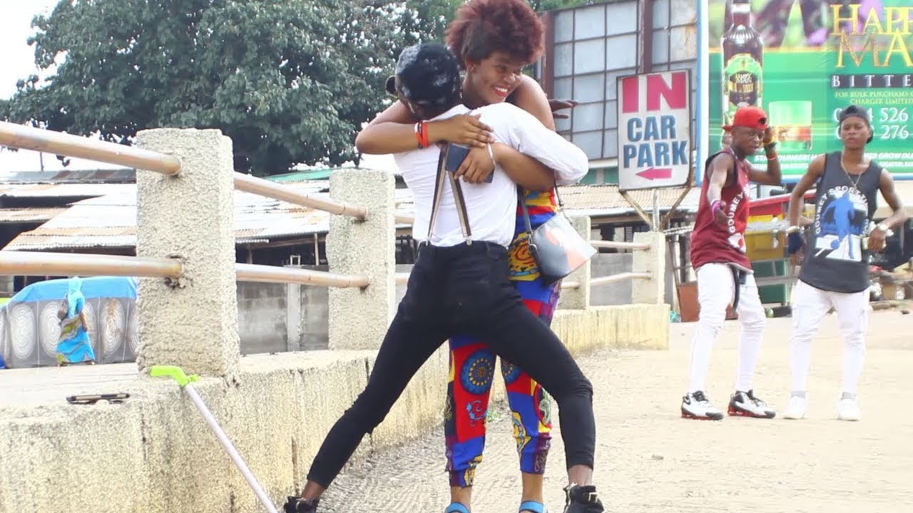 Ebony Sponsor ft Shatta Wale Remix Dance Video By YKD yewo krom dancers