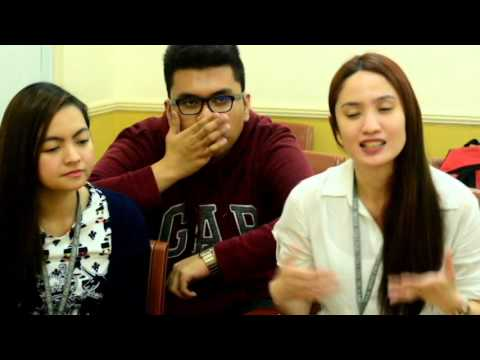 San Beda Law Student Ministry Outreach Testimonials