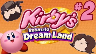 Kirby's Return to Dream Land: Fixed Perspectives - PART 2 - Game Grumps