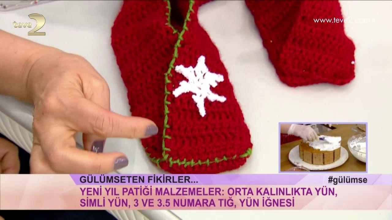 Derya Baykal Babet Patik Modelleri Ve Yapılışları