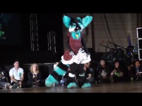 Qyt - BLFC 2016 Fursuit Dance Competition - Novice Category