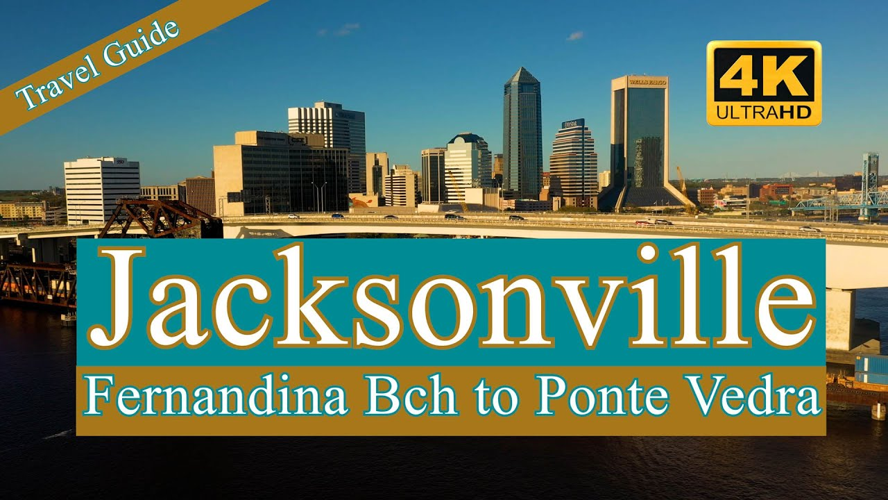 Download Jacksonville Travel Guide : Fernandina Bch, Neptune Beach, Jax Beach, and Ponte Vedra