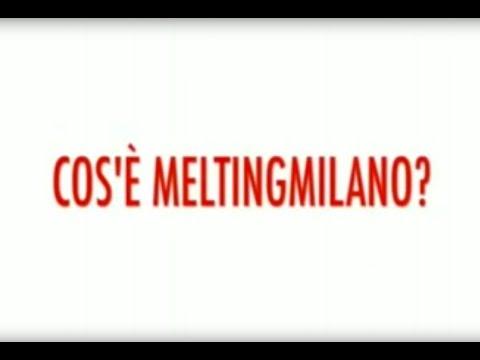 Melting Milano a Milano Sipario