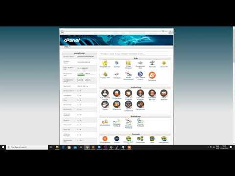 Tutorial Pemasangan Aplikasi Web Absensi On-line ke Cpanel atau Hosting