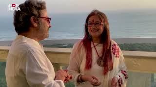 Vishal Bharadwaj & Rekha Bharadwaj  #IForIndia