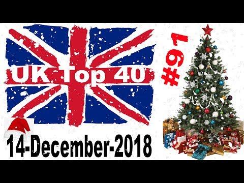 UK Top 40 Singles Chart 14 December, 2018 № 91