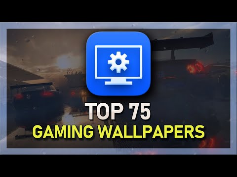 Top 75 Gaming Wallpapers - Wallpaper Engine - 2019
