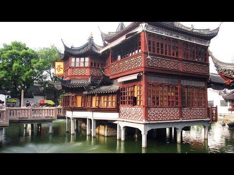 China (2015), Day-10 Shanghai: Scyscrapers, Nanshi, Evening trip on Huangpu River