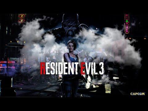 Прохождение на ХАРДКОРЕ Resident Evil 3 Remake от 5p74 - Часть 1