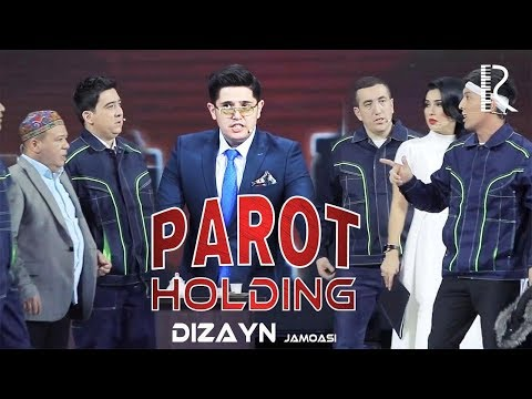 Dizayn jamoasi - Parot Holding