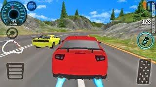 Juegos de Carros Para Niños - Juegos de Carros de Carreras - Real Turbo Car Racing 3D