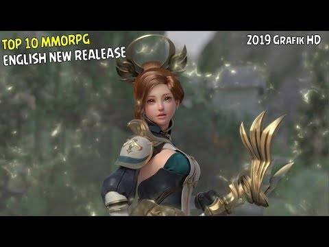 Top 10 NEW RELEASES English MMORPG Android 2019