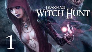 Прохождение Dragon Age: Origins DLC - Охота на ведьм. Серия 1