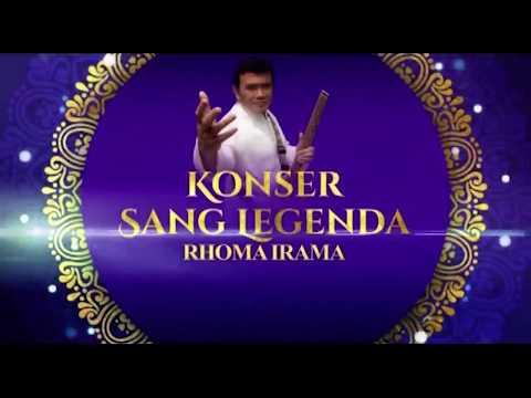 Konser Sang Legenda - Rhoma Irama