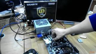 Обновление BIOS на Gigabyte GA-Z170-HD3 для Kaby Lake