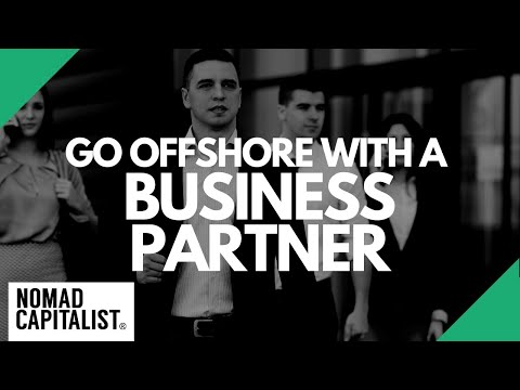 How to Include a Business Partner in an Offshore Company