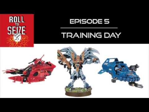 Roll to Seize Ep. 5 - Training Day