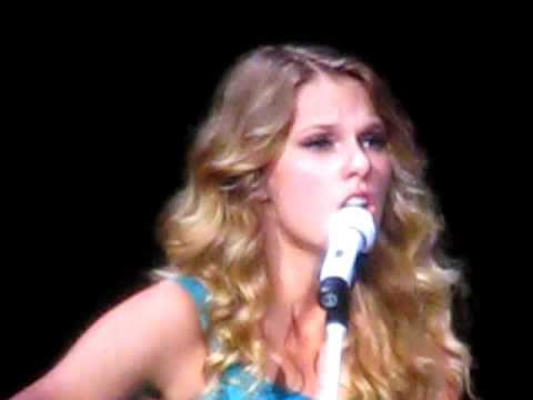 Taylor Swift & John Mayer: White Horse