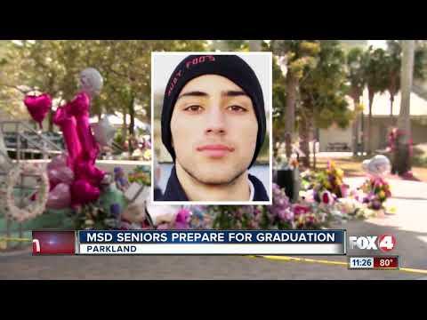 Parkland seniors prepare for graduation without 4 of their classmates