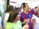 Dino Dvornik - posljednja snimka (pred Hajduk-Deportivo)