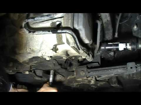 MK4 VW O2J Transmission Fluid Change DIY