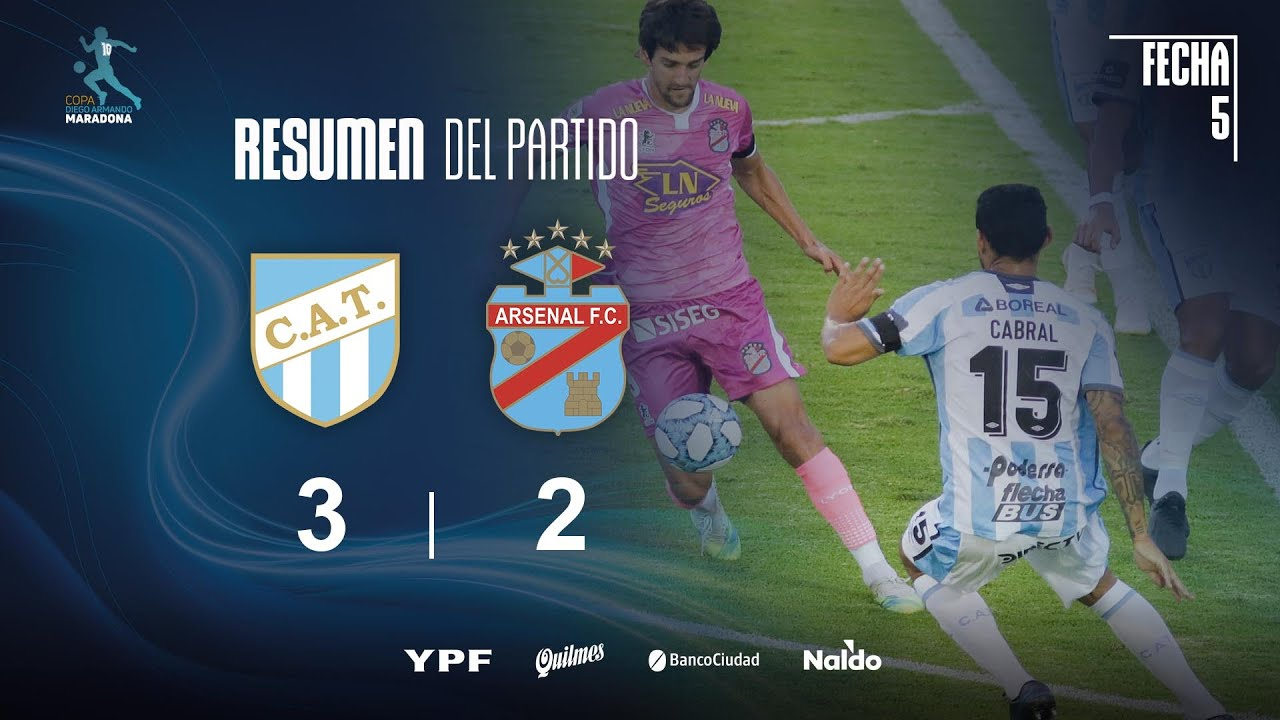 Atlético volvió a ganar y es el mejor equipo de la Copa Diego Maradona
