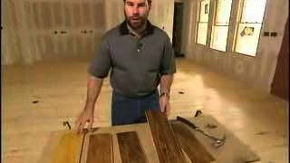 Installing A Southern Pine Floor
