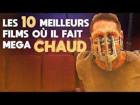 Les 10 meilleurs films où il fait MEGA CHAUD