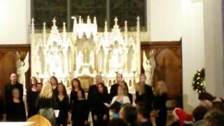 Laudete Dominum Anna-Louise Costello & Marine Institute Singers