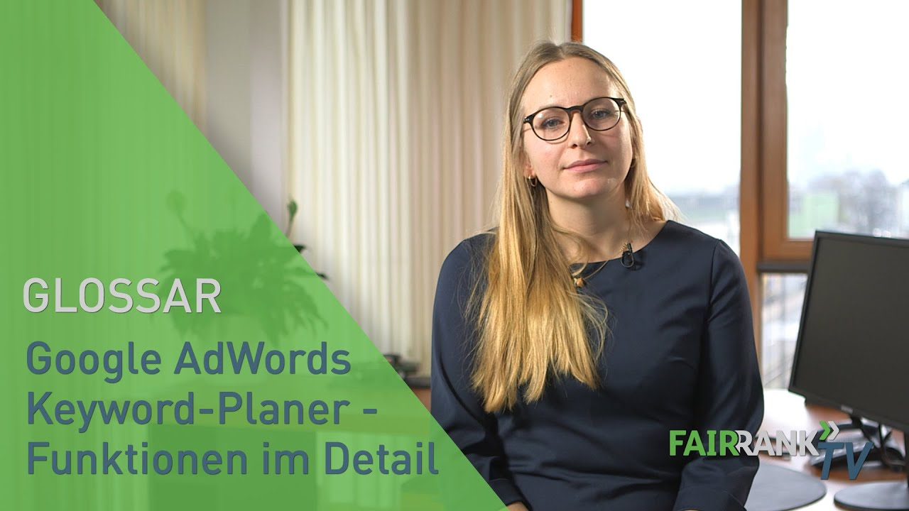 Google Adwords Keyword Online Marketing Seo Sea And Co Spielend Lernen Mit Dem