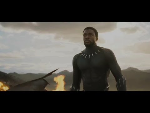 Black Panther ft. Kendrick Lamar & J Cole (Music Video)